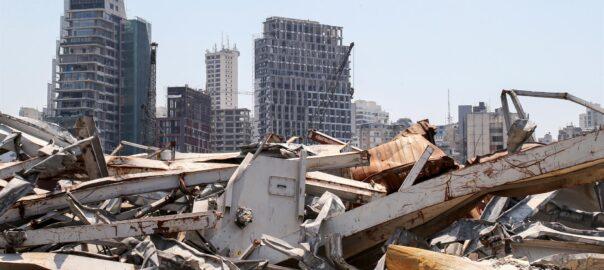 Beirut, un any després de l'explosió que va aturar el temps