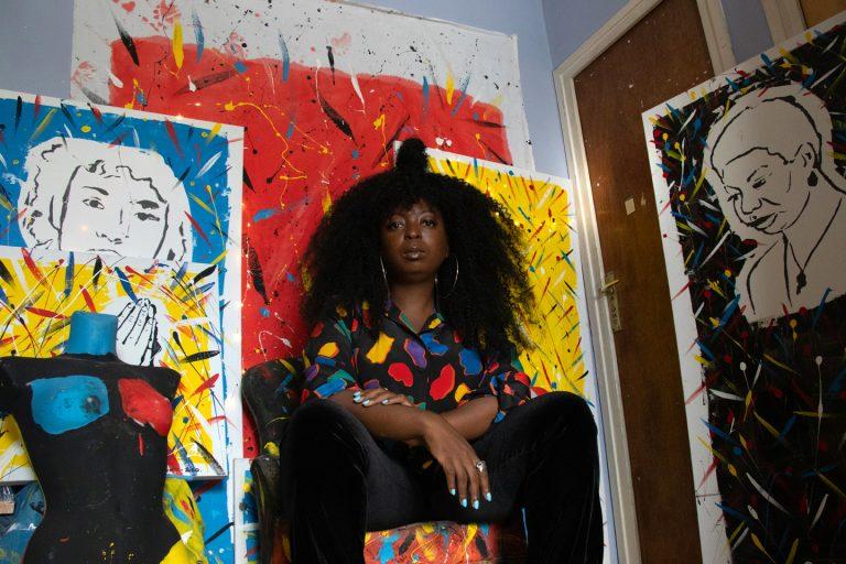 Montserrat Anguiano: «L'autoestima d'una persona blanca no és la d'una persona negra»