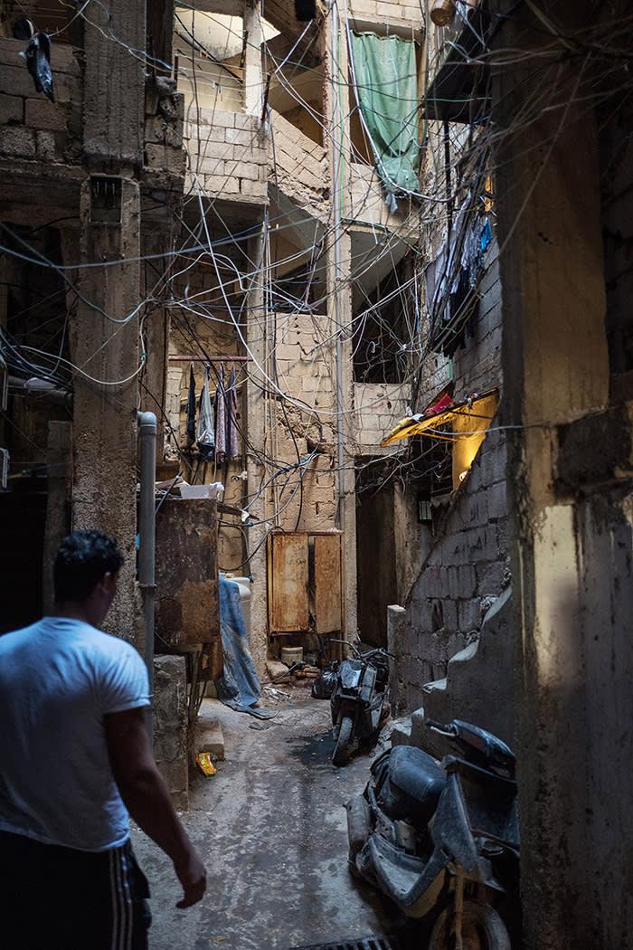 (Líban VI): Una mare palestina