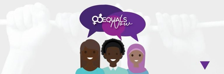 EQUALS NOW: «We're very open to collaborating, it's a way to strengthen feminism in Africa»